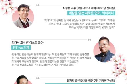 [뉴스레터] 2021년 4월호 과학의 달 맞이 추천 특강